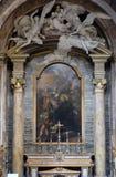 Eucharystyczna adoracja zdjęcia stock