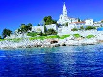 Eufrazije Basilic, Porec, Croatia stock photos
