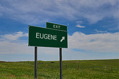 eugene Imagem de Stock