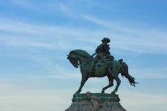 Eugene do monumento do Savoy Imagens de Stock Royalty Free