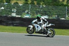 Eugene Laverty HONDA MotoGP 2015 image libre de droits
