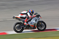 Eugene Laverty Winner Supersport Race Kyalami Stock Photography
