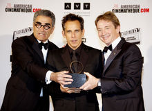 Eugene Levy, Ben Stiller and Martin Short Royalty Free Stock Images