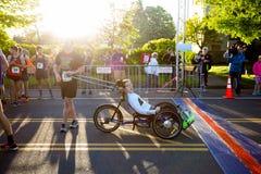 Eugene Marathon 2016 Immagine Stock Libera da Diritti