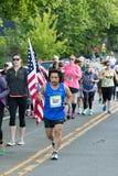 Eugene Marathon 2016 Fotografia Stock Libera da Diritti