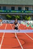 2016 Eugene Marathon Royalty-vrije Stock Foto's