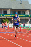 Eugene Marathon 2016 Photos libres de droits