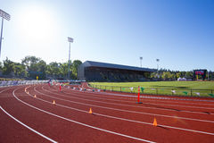 2016 Eugene Marathon Stock Foto
