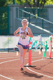 2016 Eugene Marathon Stock Afbeelding