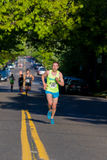 2016 Eugene Marathon Stock Photos