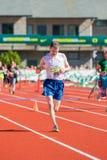 2016 Eugene Marathon Royalty Free Stock Photos