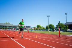 2016 Eugene Marathon Stock Photo