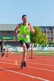 2016 Eugene Marathon Stock Photography