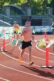2016 Eugene Marathon Stock Photos