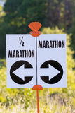 Eugene Marathon Race 2017 Imagenes de archivo
