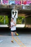 Eugene Marathon Race 2017 Immagini Stock Libere da Diritti