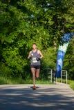 Eugene Marathon Race 2017 Fotografia Stock Libera da Diritti