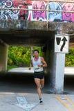 Eugene Marathon Race 2017 Imagem de Stock Royalty Free