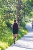Eugene Marathon Race 2017 Fotos de archivo libres de regalías
