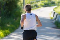 Eugene Marathon Race 2017 Fotografia Stock