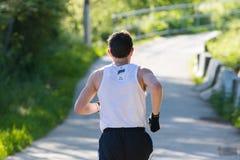 Eugene Marathon Race 2017 Fotografía de archivo libre de regalías