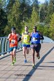 Eugene Marathon Race 2017 Foto de archivo libre de regalías