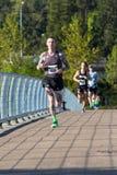 Eugene Marathon Race 2017 Fotografia de Stock Royalty Free
