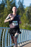 Eugene Marathon Race 2017 Foto de archivo