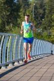 Eugene Marathon Race 2017 Immagine Stock