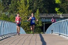 Eugene Marathon Race 2017 Imagen de archivo