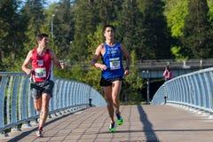 Eugene Marathon Race 2017 Imagens de Stock Royalty Free