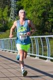 Eugene Marathon Race 2017 Immagine Stock Libera da Diritti