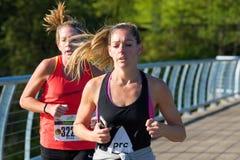 Eugene Marathon Race 2017 Imágenes de archivo libres de regalías