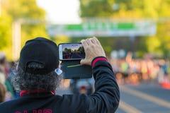 2016 Eugene maraton Zdjęcia Stock