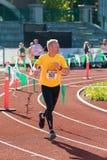 2016 Eugene maraton Obraz Stock