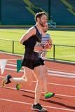 2016 Eugene maraton Fotografia Royalty Free