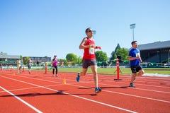 2016 Eugene maraton Obrazy Stock