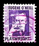Eugene O'Neill (188-1953), dramaturge, serie célèbre d'Américains, vers 1967 photos stock