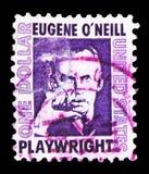 Eugene O'Neill (188-1953), dramaturgo, serie famoso de los americanos, circa 1967 fotos de archivo