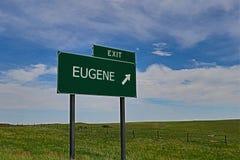 Eugene Stock Image