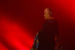 Eugenia Леон в концерте Стоковое фото RF