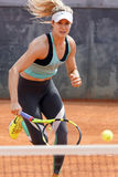 Eugenie Bouchard (POSSA) immagine stock