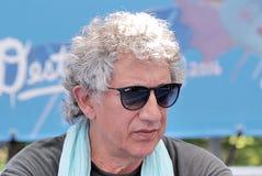 Eugenio Bennato al Giffoni Ekranowy festiwal 2016 Obrazy Stock