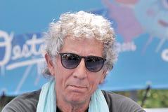 Eugenio Bennato al Giffoni Film Festival 2016 Image libre de droits