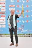Eugenio Bennato al Giffoni Film Festival 2016 Photo stock