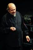 Eugenio Finardi Live Concert Images libres de droits