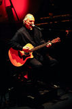 Eugenio Finardi Live Concert Photos stock