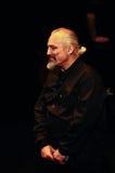 Eugenio Finardi Live Concert Photo stock