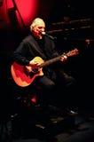 Eugenio Finardi  Live Concert Stock Photos