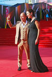 Eugeniy Stychkin at Moscow Film Festival Royalty Free Stock Images